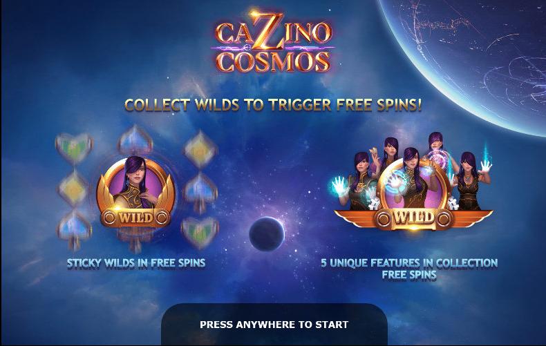 Lähetä kuva 6 parasta 3D kolikkopeliä joita pelata vuonna 2019 Cazino Cosmos - 6 parasta 3D kolikkopeliä, joita pelata vuonna 2019