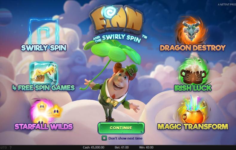 Lähetä kuva 6 parasta 3D kolikkopeliä joita pelata vuonna 2019 Finn and the Swirly - 6 parasta 3D kolikkopeliä, joita pelata vuonna 2019